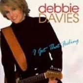 DAVIES DEBBIE  - CD I GOT THAT FEELING