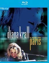 KRALL DIANA  - BRD LIVE IN PARIS [BLURAY]