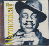 VARIOUS  - CD HARMONICA BLUES -25TR-