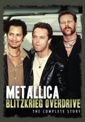 METALLICA  - DVD BLITZKRIEG OVERDRIVE