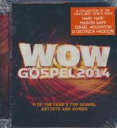 VARIOUS  - DVD WOW GOSPEL