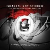 VARIOUS  - CD SHAKEN, NOT STIRRED