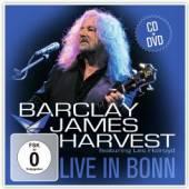 BARCLAY JAMES HARVEST  - CD LIVE IN BONN. CD + DVD
