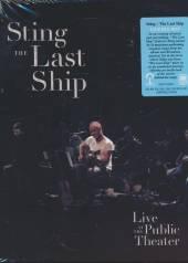 STING  - BRD THE LAST SHIP [BLURAY]