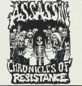 ASSASSIN  - CD+DVD CHRONICLES OF RESISTANCE