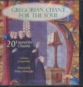 CANTUS GREGORIANI/ARKWRIG  - CD GREGORIAN CHANT FOR THE..