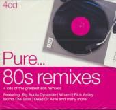 VARIOUS  - CD PURE80S REMIXES