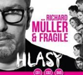 MULLER RICHARD&FRAGILE  - 3xCD HLASY 2