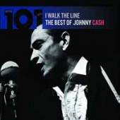 JOHNNY CASH  - 4xCD 101 - I WALK TH..