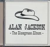 JACKSON ALAN  - CD THE BLUEGRASS ALBUM