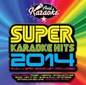 VARIOUS  - CD SUPER KARAOKE HITS 2014