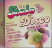 VARIOUS  - CD ZYX ITALO DISCO NEW GENERATION
