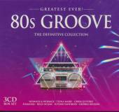 VARIOUS  - CD GREATEST EVER 80'S GROOVE