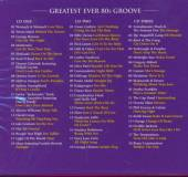 GREATEST EVER 80'S GROOVE - supershop.sk
