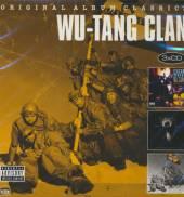 WU TANG CLAN  - 5xCD ORIGINAL ALBUM CLASSICS