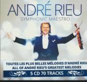 RIEU ANDRE  - 5xCD SYMPHONIC MAESTRO