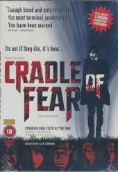 CRADLE OF FEAR  - DVD CRADLE OF FEAR