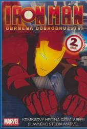 FILM  - DVP Iron Man – 2. DVD