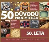 VARIOUS  - 3xCD 50.LETA