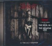 SLIPKNOT  - CD 5: THE GRAY CHAPTER
