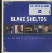 SHELTON BLAKE  - 5xCD ORIGINAL ALBUM SERIES 5..