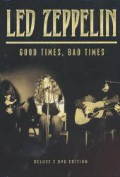 LED ZEPPELIN  - 2xDVD GOOD TIMES BAD TIMES