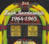 VARIOUS  - CD ZVUK SEZDESETIH 1964-1965