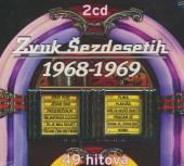 VARIOUS  - CD ZVUK SEZDESETIH 1968-1969