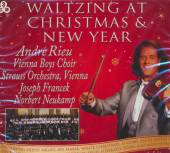 RIEU ANDRE - STRAUSS ORCHESTRA  - 3xCD WALTZING AT CHRISTMAS & NEW YEAR