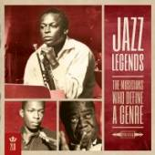 2xCD Various 2xCD Various Jazz legends