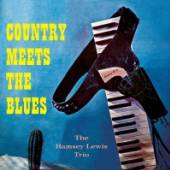 RAMSEY LEWIS  - CD COUNTRY MEETS THE BLUES