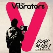 VIBRATORS  - VINYL PUNK MANIA - B..