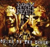 NAPALM DEATH  - VINYL ORDER OF THE LEECH LP [VINYL]