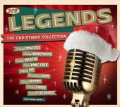 LEGENDS  - CD THE CHRISTMAS COLLECTION