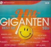 VARIOUS  - 3xCD DIE HIT-GIGANTEN: BEST OF 90S