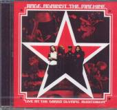 RAGE AGAINST THE MACHINE  - CD LIVE AT THE GRAND OLYMPIC AUDITORIUM