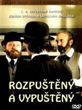 FILM  - DVP Rozpuštěný a vypuštěný DVD