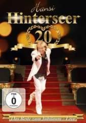 HINTERSEER HANSI  - DVD BESTE ZUM JUBILĂĄUM - LIVE