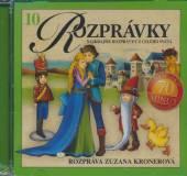 ROZPRAVKY [z. Kronerova]  - CD Rozprávky 10 - R..