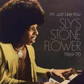 STONE SLY  - CD I'M JUST LIKE YOU:..