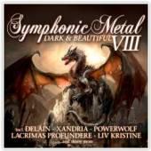 VARIOUS  - 2xCD SYMPHONIC METAL 8-DARK &