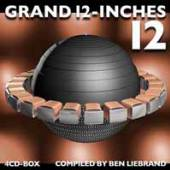 VARIOUS  - 4xCD GRAND 12 INCHES 12