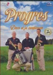 PROGRES  - 2xCD+DVD DNES SI JA ZASPIEVAM