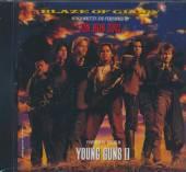 BON JOVI  - CD BLAZE OF GLORY