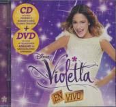 VIOLETTA  - CD OST VIOLETTA - EN VIVO
