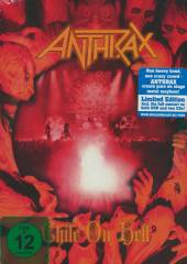 ANTHRAX  - DVD CHILE ON HELL (2CD/DVD)