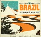 VARIOUS  - CD BRAZIL - THE COMPLETE BOS