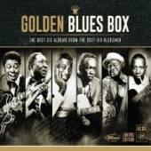 VARIOUS  - 6xCD GOLDEN BLUES BOX