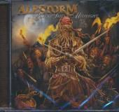 ALESTORM  - CD BLACK SAILS AT MIDNIGHT