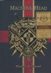 MACHINE HEAD (CD+LIVRE)  - CD BLOODSTONE & DIAMONDS